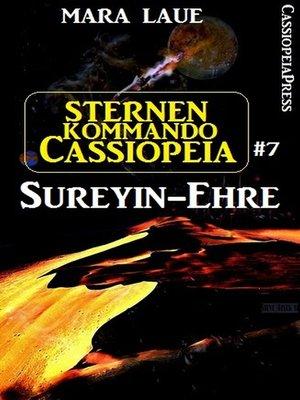 cover image of Sternenkommando Cassiopeia 7