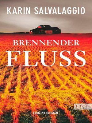 cover image of Brennender Fluss