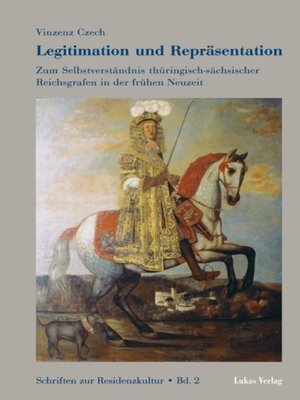 cover image of Legitimation und Repräsentation