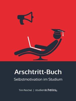 cover image of Arschtritt-Buch
