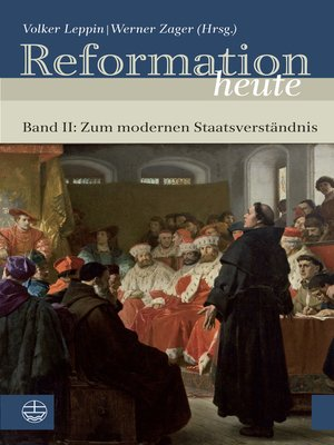 cover image of Reformation heute