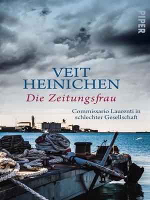 cover image of Die Zeitungsfrau