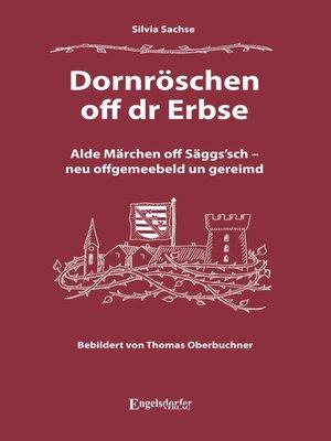 cover image of Dornröschen off dr Erbse