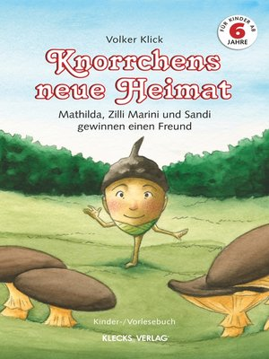 cover image of Knorrchens neue Heimat