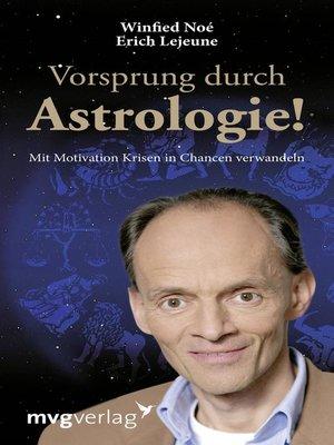 cover image of Vorsprung durch Astrologie