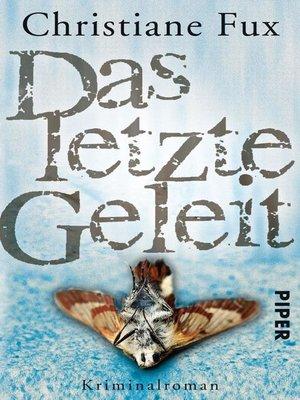cover image of Das letzte Geleit