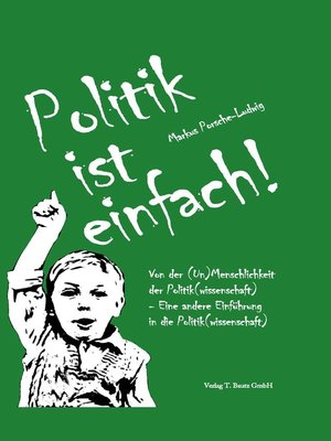 cover image of Politik ist einfach!