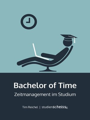 cover image of Bachelor of Time
