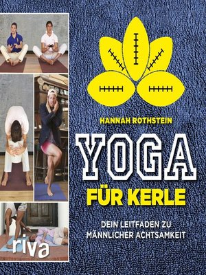 cover image of Yoga für Kerle