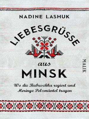 cover image of Liebesgrüße aus Minsk