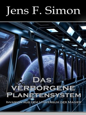 cover image of Das verborgene Planetensystem