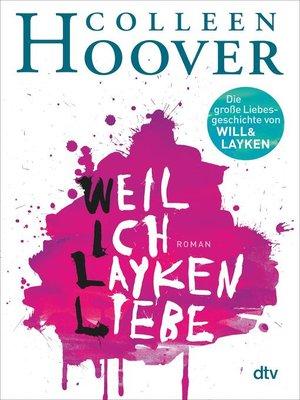cover image of Will & Layken--Eine große Liebe