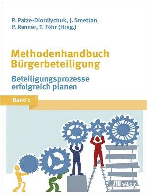 cover image of Methodenhandbuch Bürgerbeteiligung