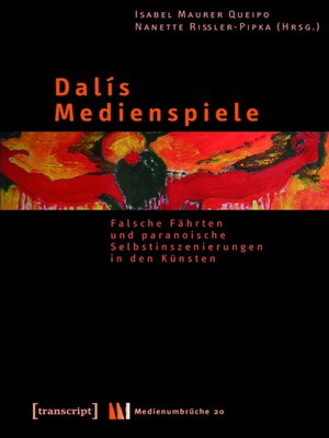 cover image of Dalís Medienspiele