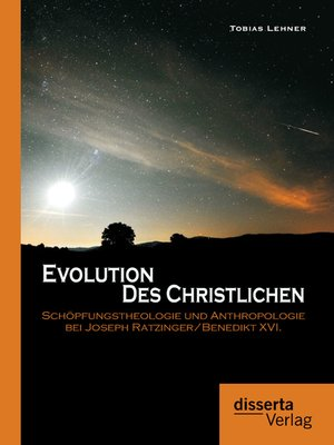 cover image of Evolution des Christlichen