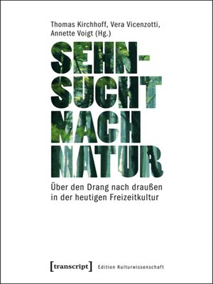 cover image of Sehnsucht nach Natur