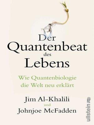 cover image of Der Quantenbeat des Lebens