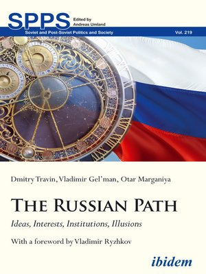 cover image of The Russian Path