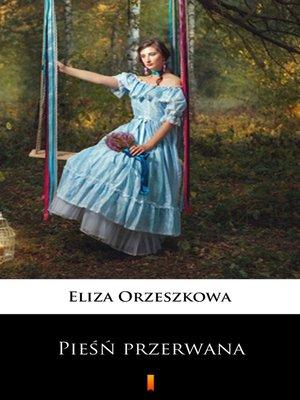 cover image of Pieśń przerwana