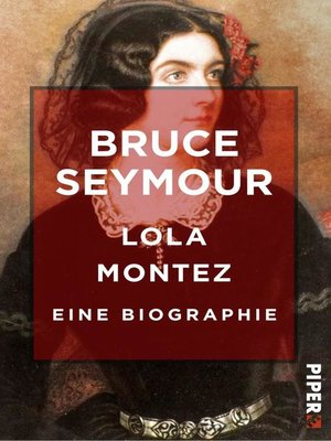 cover image of Lola Montez