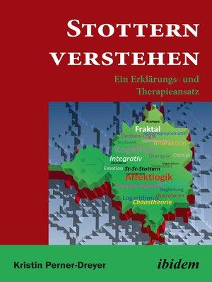 cover image of Stottern verstehen