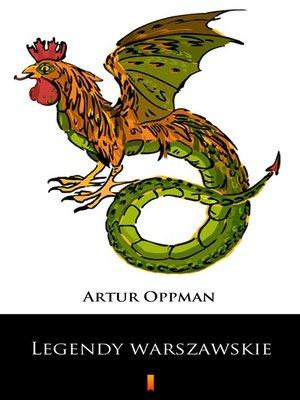 cover image of Legendy warszawskie