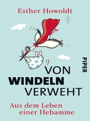 cover image of Von Windeln verweht