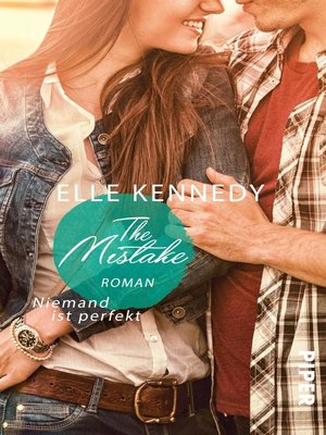 cover image of The Mistake – Niemand ist perfekt