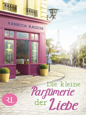 cover image of Die kleine Parfümerie der Liebe