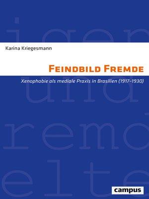 cover image of Feindbild Fremde