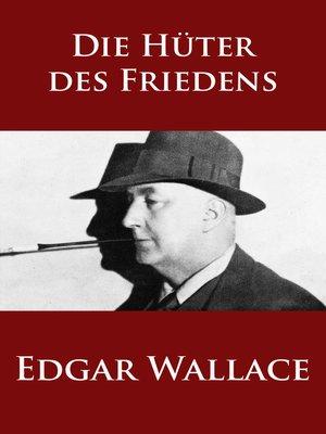 cover image of Die Hüter des Friedens