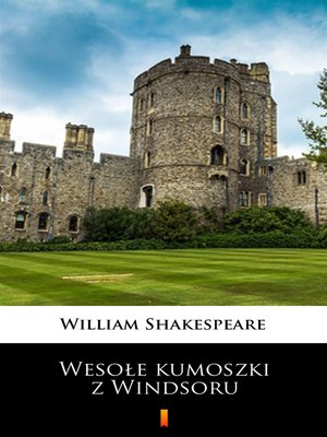 cover image of Wesołe kumoszki z Windsoru