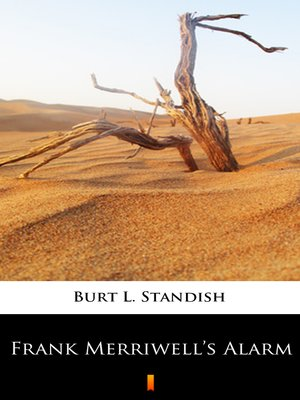 cover image of Frank Merriwell's Alarm