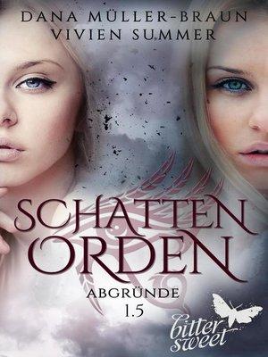 cover image of SCHATTENORDEN 1.5