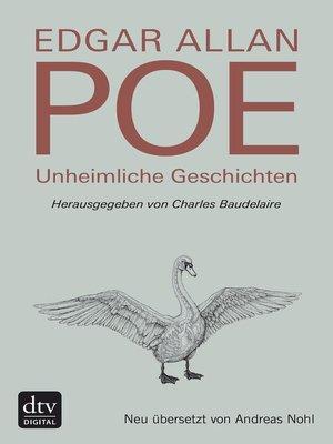 cover image of Unheimliche Geschichten