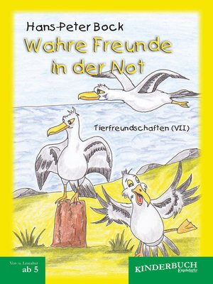 cover image of Wahre Freunde in der Not (Tierfreundschaften)--Band VII