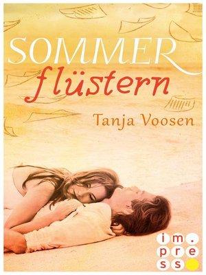 cover image of Sommerflüstern