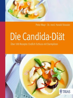 cover image of Die Candida-Diät