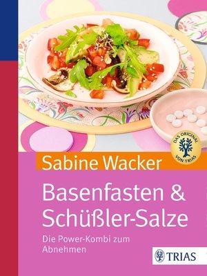 cover image of Basenfasten & Schüßler-Salze