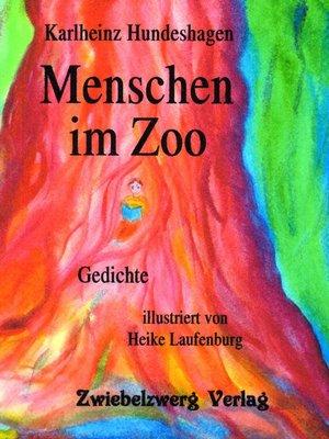 cover image of Menschen im Zoo