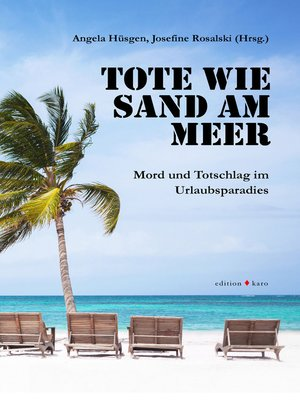 cover image of Tote wie Sand am Meer
