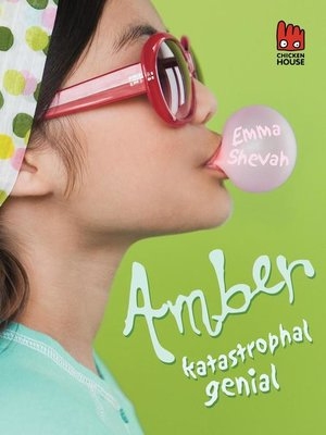 cover image of Amber--katastrophal genial