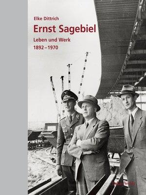 cover image of Ernst Sagebiel