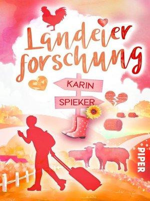 cover image of Landeierforschung
