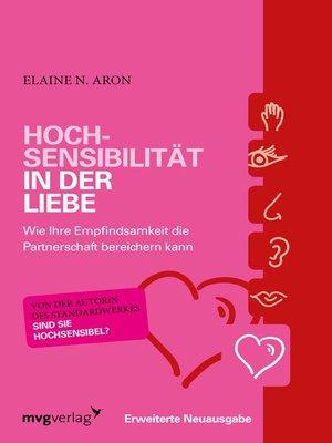 cover image of Hochsensibilität in der Liebe