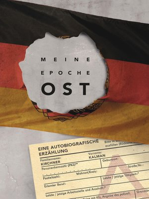 cover image of Meine Epoche Ost