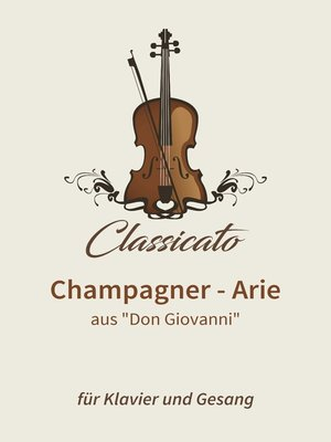 cover image of Champagner--Arie