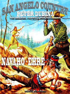 cover image of Navaho-Ehre