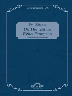 cover image of Toni Schwabe