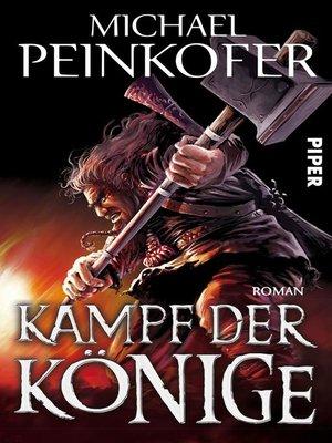 cover image of Kampf der Könige